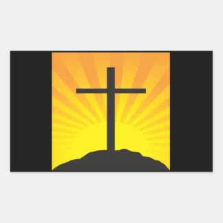 Cruz de Pascua Rectangular Altavoz