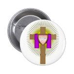 Cruz de Pascua Pin