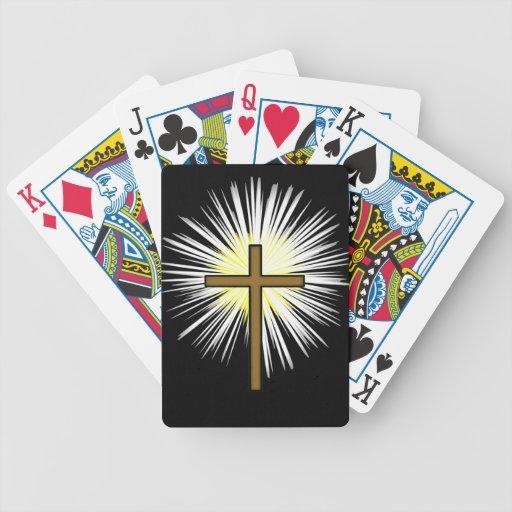 Cruz de San Pedro Baraja Cartas De Poker