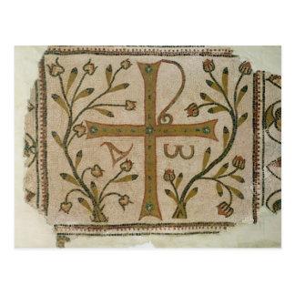 Cruz de Sbeitla, de la basílica de Henchir Ali Postal
