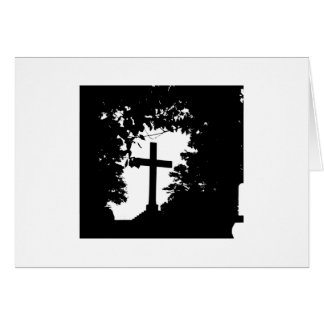 Cruz de Sewanee Tarjeta De Felicitación
