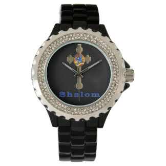 Cruz de Shalom Reloj