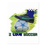 Cruz de SocceriGuide Tarjetas Postales