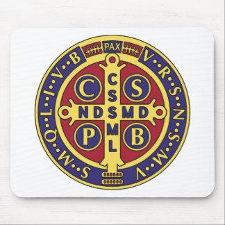 Cruz de St. Benedicto Mouse Pad