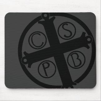 Cruz de St. Benedicto Mousepad