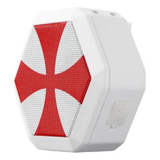 Cruz de Templar Altavoces Bluetooth Blancos Boombot REX