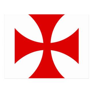 Cruz de Templar Postales