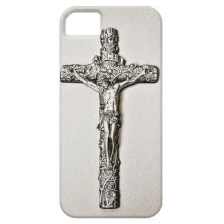 Cruz decorativa iPhone 5 Case-Mate cobertura