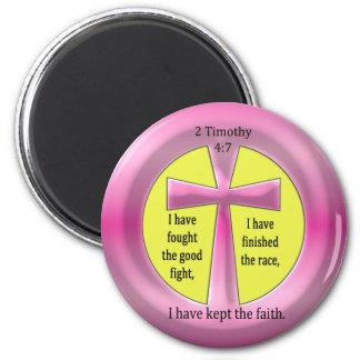 Cruz del 4:7 de 2 Timothy Imanes