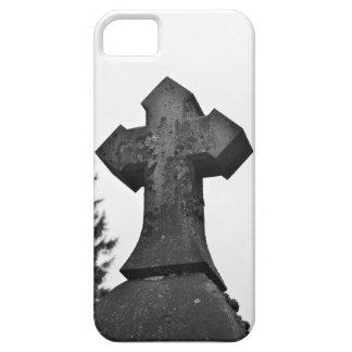 Cruz del cementerio - Portland, O iPhone 5 Case-Mate Protector