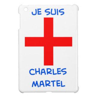 cruz del cruzado del martel de Charles de los suis