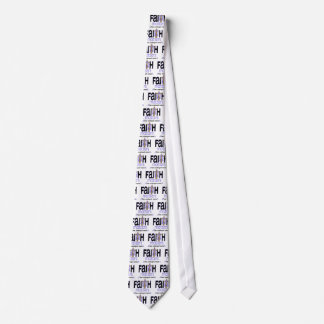 Cruz del esófago 1 de las materias de la fe del corbata personalizada