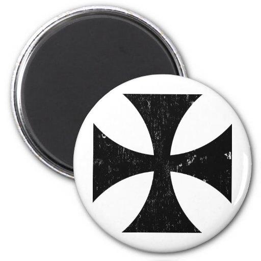 Cruz del hierro - alemán/Deutschland el Ejército a Imán Redondo 5 Cm