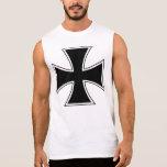 Cruz del hierro camiseta sin mangas