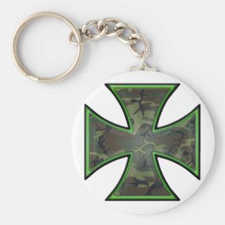 Cruz del hierro de Camo Llaveros