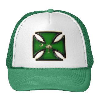 Cruz del hierro del SC del St Pat Gorras