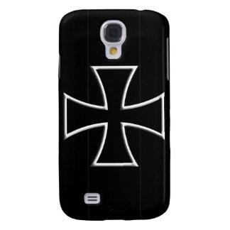 Cruz del hierro funda para galaxy s4