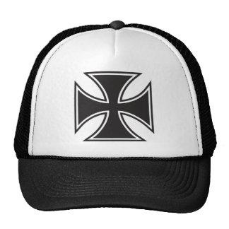 Cruz del hierro gorras de camionero