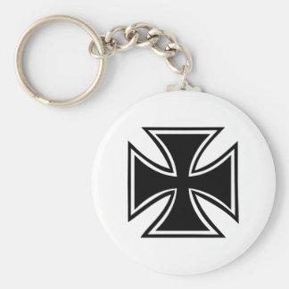 Cruz del hierro llavero personalizado