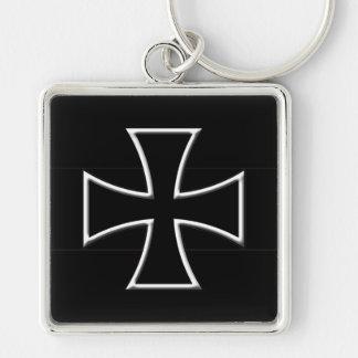 Cruz del hierro llavero