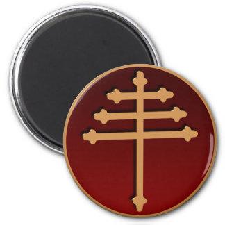 Cruz del imán de Maronite