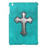 Cruz del metal del trullo iPad mini coberturas