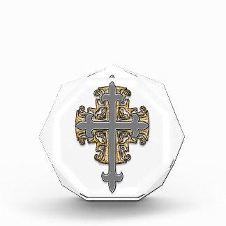 Cruz del oro y de la plata