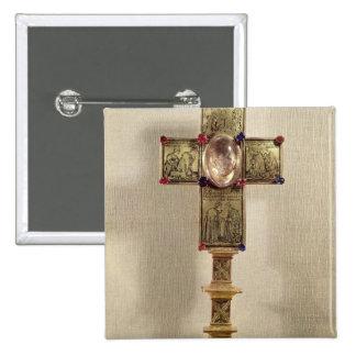 Cruz del relicario de papa Urbano V 1368-78 Pin