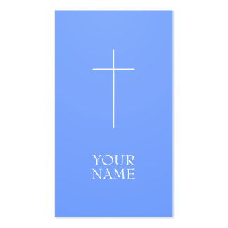 Cruz Double-Sided Standard Business Cards (Pack Of 100)