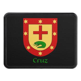 Cruz Family Shield Trailer Hitch Cover