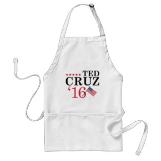 Cruz For President Adult Apron