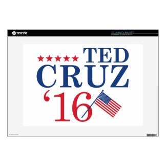 Cruz For President Laptop Skins