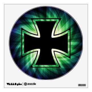 Cruz fresca del hierro