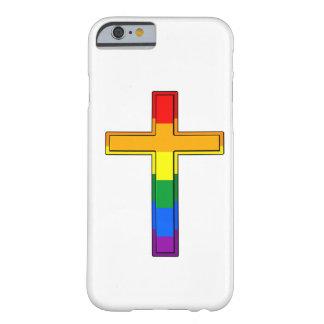 Cruz gay funda de iPhone 6 barely there