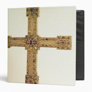 """Cruz imperial del Sacro Imperio Romano Carpeta 1 1/2"""""""