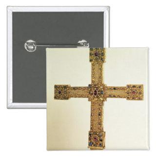 Cruz imperial del Sacro Imperio Romano Pins
