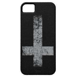 Cruz invertida funda para iPhone SE/5/5s