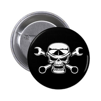 Cruz-Llaves de Chromeboy Pin Redondo 5 Cm