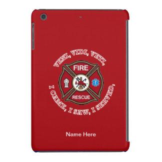 Cruz maltesa del rescate VVV del fuego