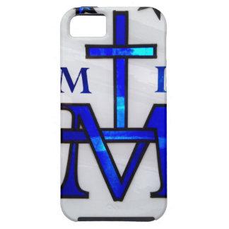 Cruz mariana iPhone 5 fundas