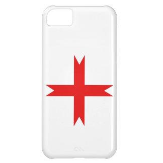 Cruz medieval de los caballeros Templar