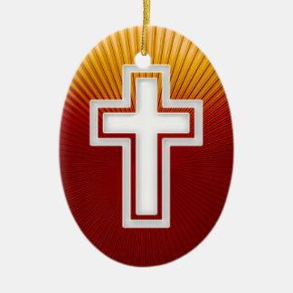 Cruz - ornamento cristiano ornatos