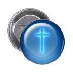 Cruz - ornamento cristiano pins