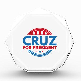 Cruz para el presidente