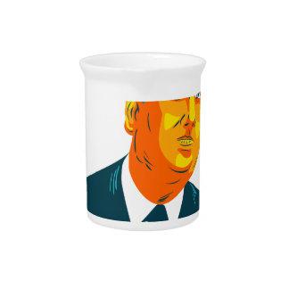 Cruz President 2016 Republican WPA Beverage Pitchers
