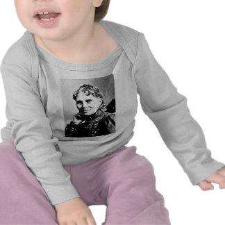 Cruz Roja americana del fundador de Clara del ~ de Camiseta