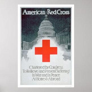 Cruz Roja cargada por el congreso (US00297) Impresiones