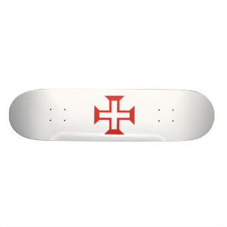 Cruz roja de Templar Patín