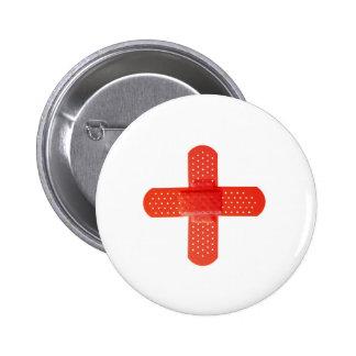 Cruz Roja Pin