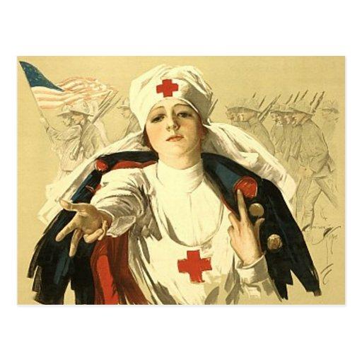 Cruz Roja Tarjetas Postales